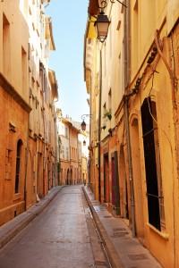 Tourisme à Aix en Provence
