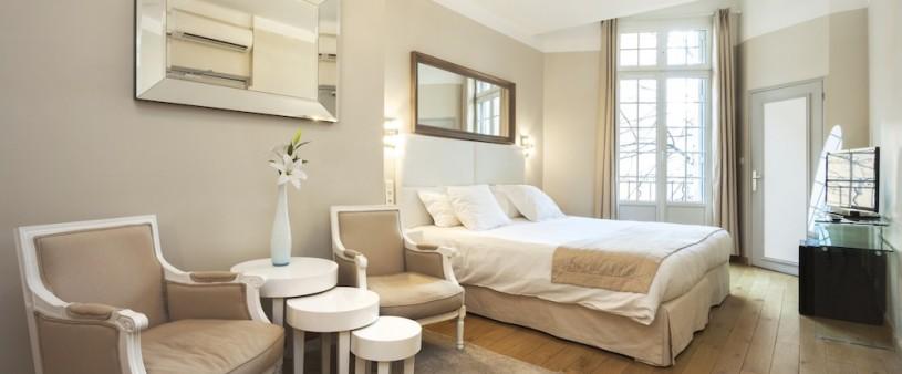 Hôtel luxe aix en provence