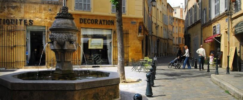 Tourisme Aix en Provence